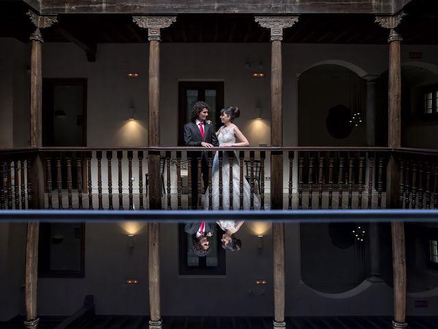 La boda de Enrique y Cecilia en Granada, Granada 15