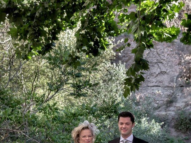 La boda de Enrique y Cecilia en Granada, Granada 19