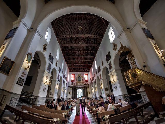 La boda de Enrique y Cecilia en Granada, Granada 20