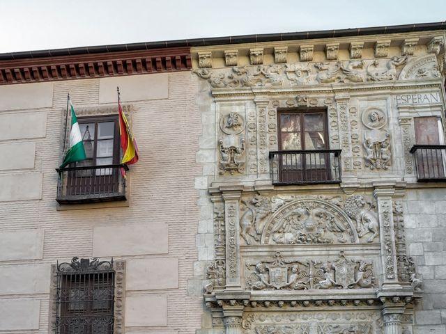 La boda de Enrique y Cecilia en Granada, Granada 21