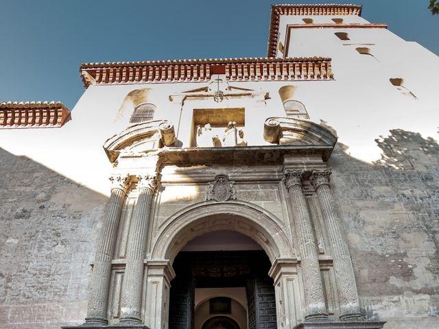 La boda de Enrique y Cecilia en Granada, Granada 22
