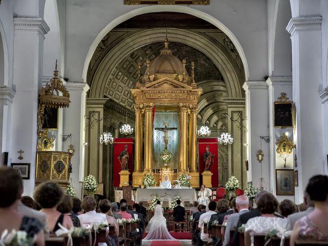 La boda de Enrique y Cecilia en Granada, Granada 2