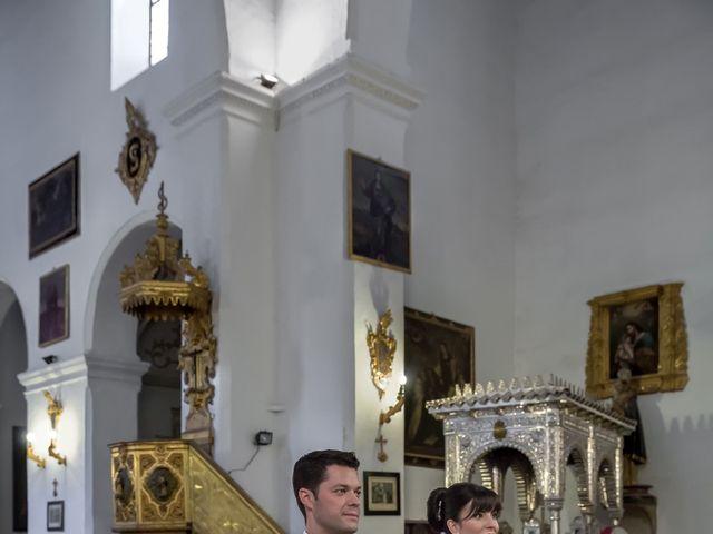 La boda de Enrique y Cecilia en Granada, Granada 26