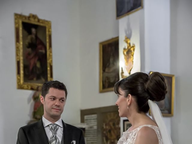 La boda de Enrique y Cecilia en Granada, Granada 28