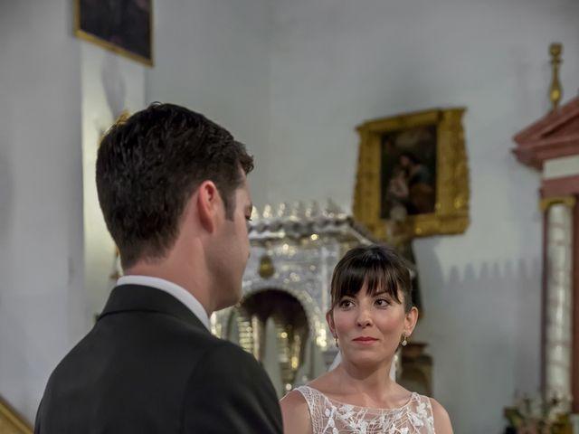 La boda de Enrique y Cecilia en Granada, Granada 29