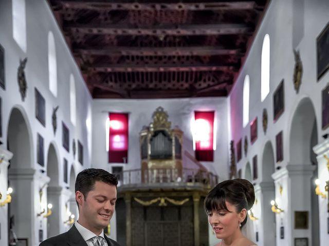 La boda de Enrique y Cecilia en Granada, Granada 31