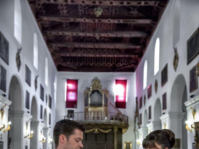 La boda de Enrique y Cecilia en Granada, Granada 33