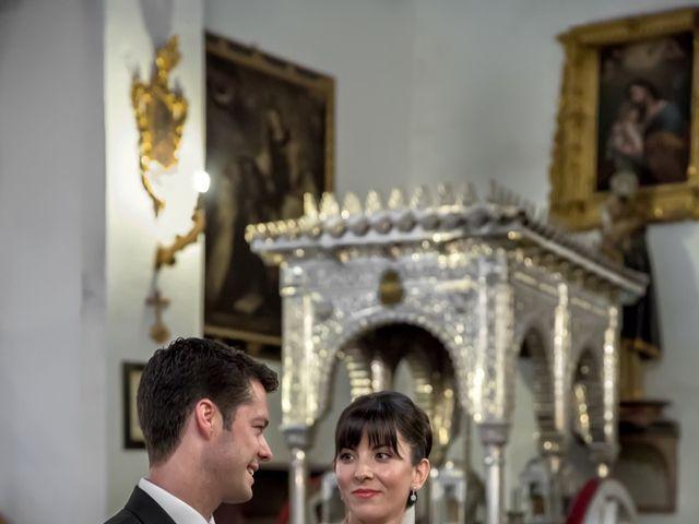 La boda de Enrique y Cecilia en Granada, Granada 35