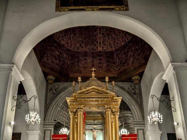 La boda de Enrique y Cecilia en Granada, Granada 38