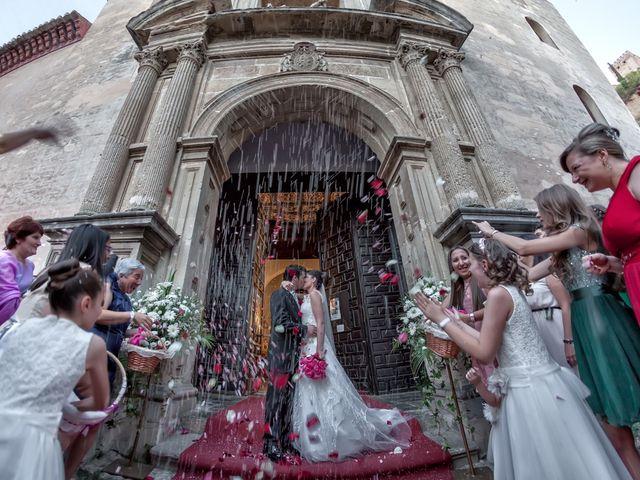 La boda de Enrique y Cecilia en Granada, Granada 39