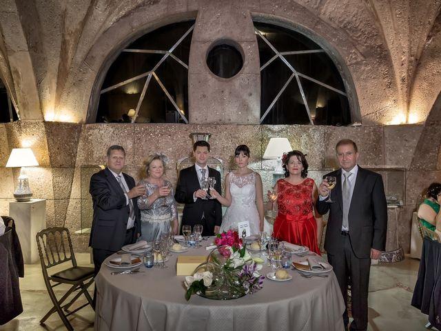 La boda de Enrique y Cecilia en Granada, Granada 46