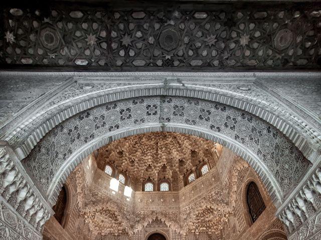 La boda de Enrique y Cecilia en Granada, Granada 49