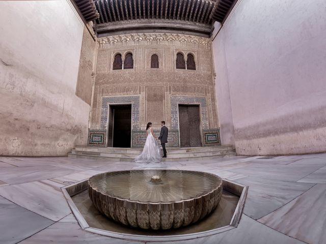 La boda de Enrique y Cecilia en Granada, Granada 50