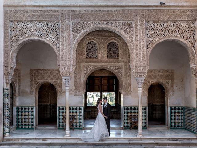 La boda de Enrique y Cecilia en Granada, Granada 51