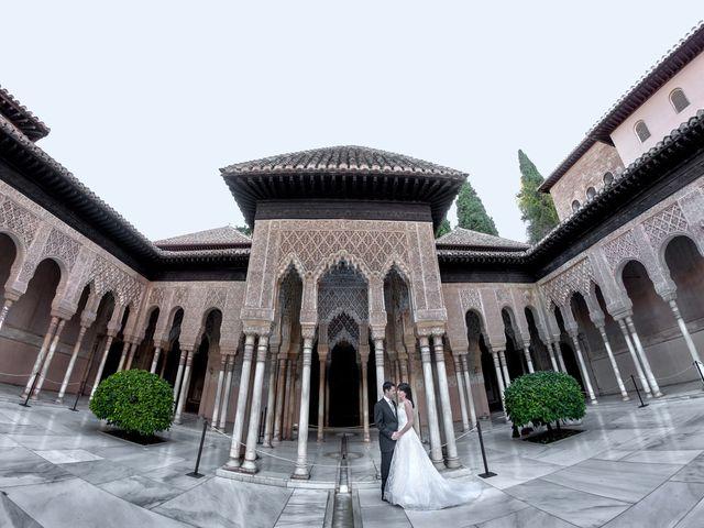 La boda de Enrique y Cecilia en Granada, Granada 52