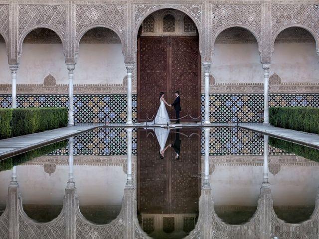 La boda de Enrique y Cecilia en Granada, Granada 54
