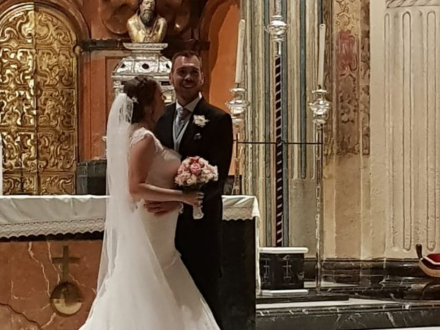 La boda de Paco y  Cristina  en Sevilla, Sevilla 7