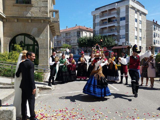 La boda de José y Diana en Nigran, Pontevedra 2