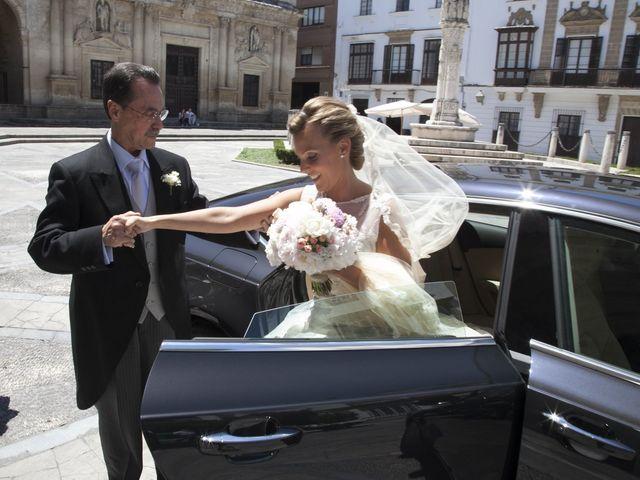La boda de Juan Lucas y Patricia en Jerez De La Frontera, Cádiz 3