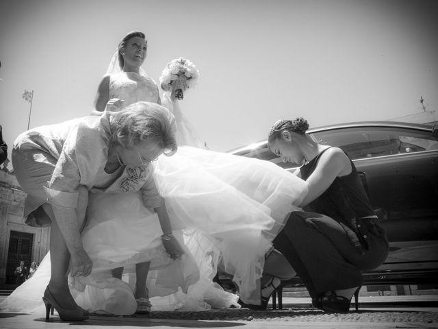 La boda de Juan Lucas y Patricia en Jerez De La Frontera, Cádiz 4