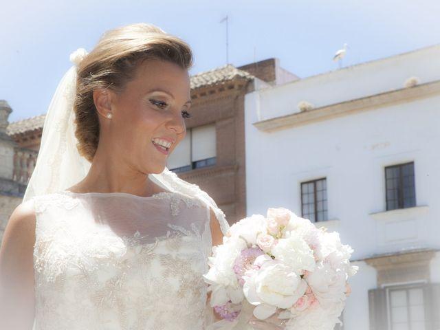 La boda de Juan Lucas y Patricia en Jerez De La Frontera, Cádiz 2