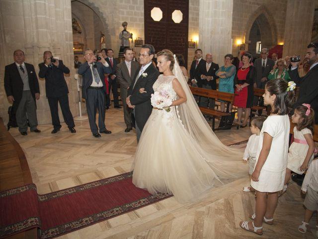 La boda de Juan Lucas y Patricia en Jerez De La Frontera, Cádiz 5