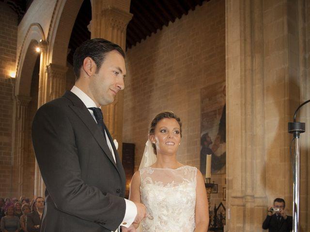 La boda de Juan Lucas y Patricia en Jerez De La Frontera, Cádiz 9