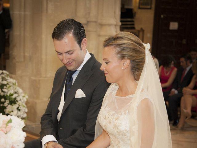 La boda de Juan Lucas y Patricia en Jerez De La Frontera, Cádiz 14