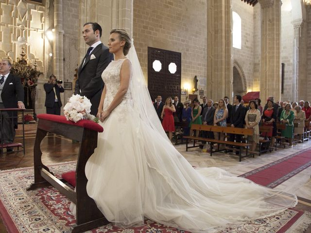 La boda de Juan Lucas y Patricia en Jerez De La Frontera, Cádiz 15