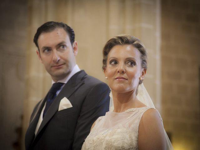 La boda de Juan Lucas y Patricia en Jerez De La Frontera, Cádiz 16