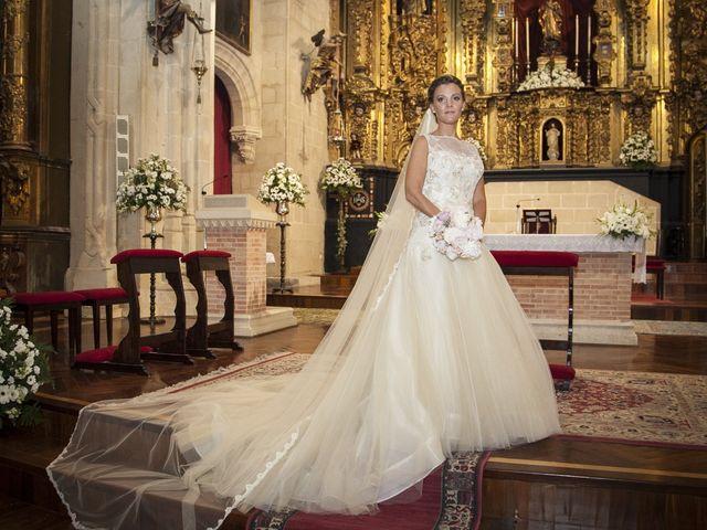 La boda de Juan Lucas y Patricia en Jerez De La Frontera, Cádiz 25