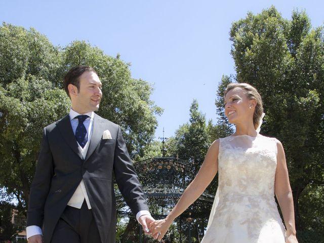 La boda de Juan Lucas y Patricia en Jerez De La Frontera, Cádiz 38