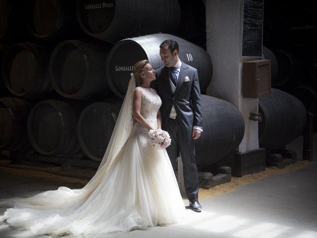 La boda de Juan Lucas y Patricia en Jerez De La Frontera, Cádiz 45