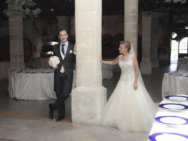 La boda de Juan Lucas y Patricia en Jerez De La Frontera, Cádiz 50