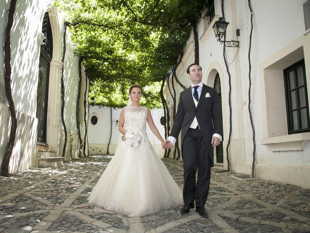 La boda de Juan Lucas y Patricia en Jerez De La Frontera, Cádiz 52