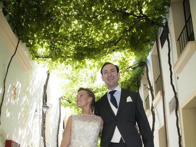 La boda de Juan Lucas y Patricia en Jerez De La Frontera, Cádiz 53