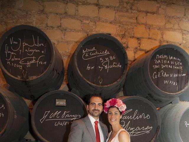 La boda de Juan Lucas y Patricia en Jerez De La Frontera, Cádiz 56