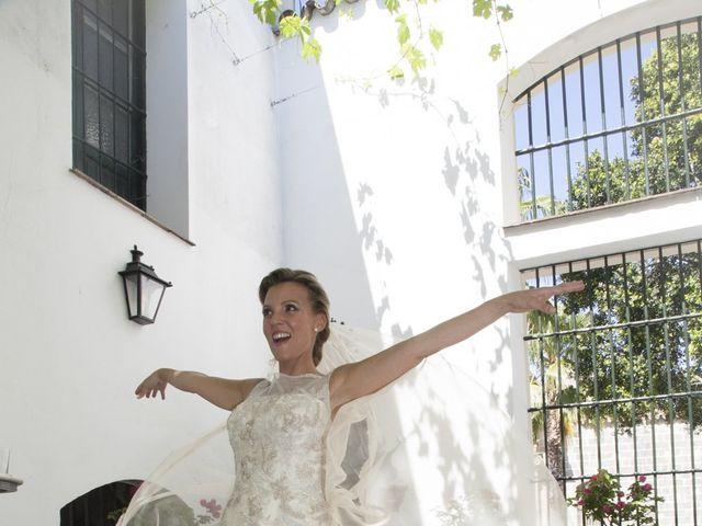 La boda de Juan Lucas y Patricia en Jerez De La Frontera, Cádiz 57