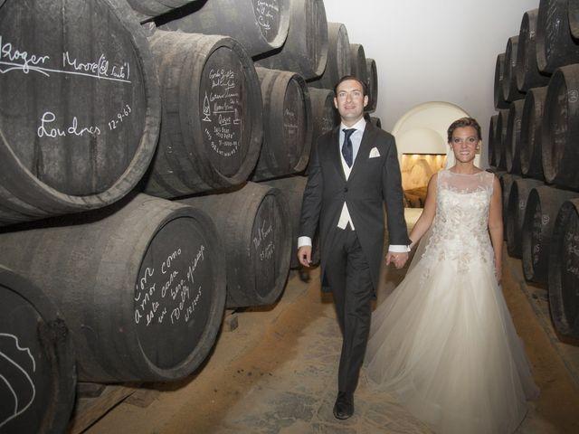 La boda de Juan Lucas y Patricia en Jerez De La Frontera, Cádiz 58