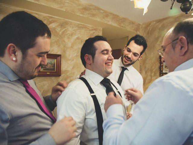 La boda de Javi y Jessy en Canet D'en Berenguer, Valencia 13