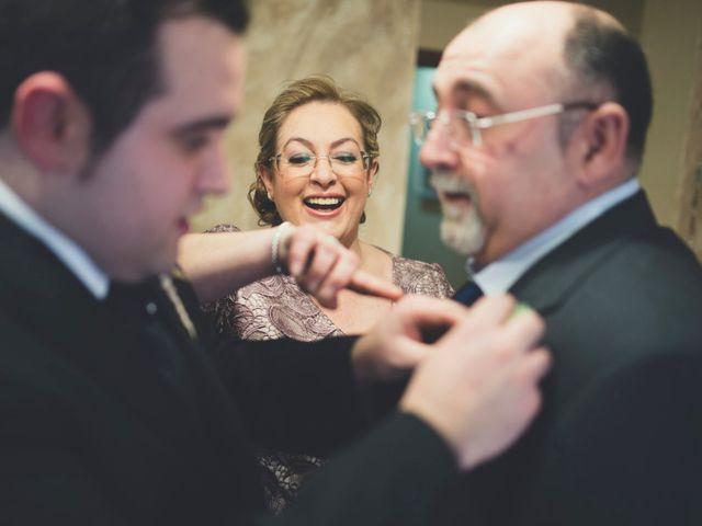 La boda de Javi y Jessy en Canet D'en Berenguer, Valencia 16