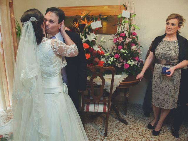 La boda de Javi y Jessy en Canet D'en Berenguer, Valencia 27