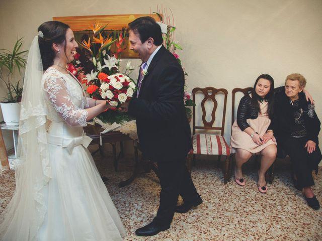 La boda de Javi y Jessy en Canet D'en Berenguer, Valencia 29