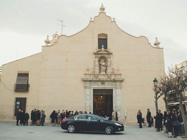 La boda de Javi y Jessy en Canet D'en Berenguer, Valencia 38