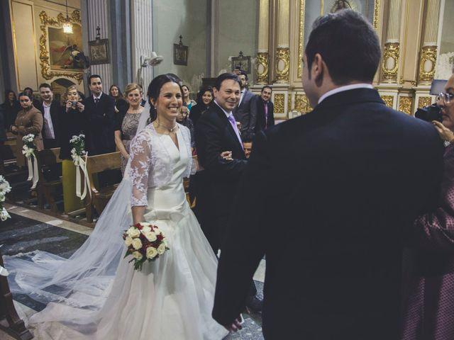 La boda de Javi y Jessy en Canet D'en Berenguer, Valencia 44