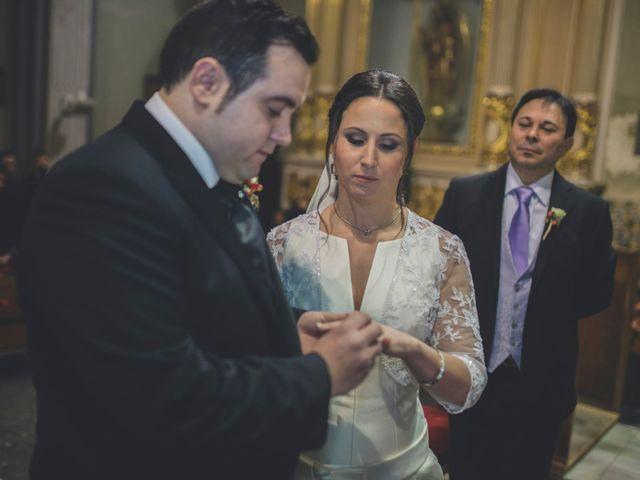 La boda de Javi y Jessy en Canet D'en Berenguer, Valencia 50