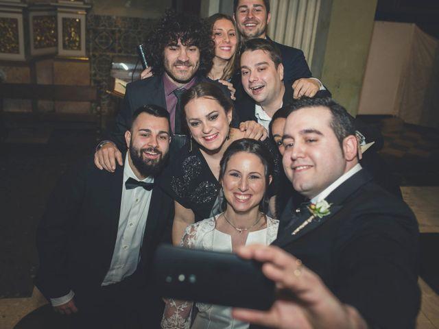 La boda de Javi y Jessy en Canet D'en Berenguer, Valencia 54