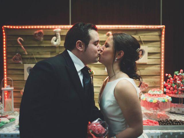 La boda de Javi y Jessy en Canet D'en Berenguer, Valencia 74