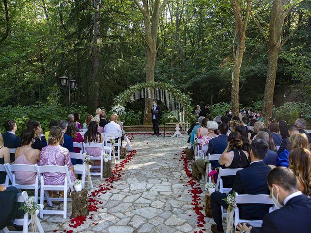 La boda de Xenia y Josep en Montseny, Barcelona 17