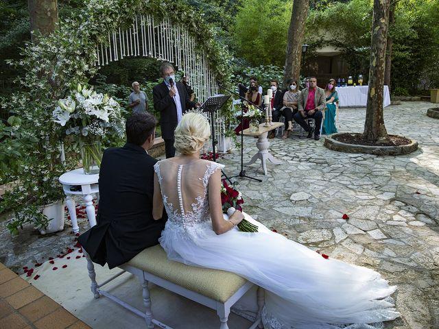 La boda de Xenia y Josep en Montseny, Barcelona 18